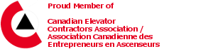 Proud Member of Canadian Elevator Contractors Association